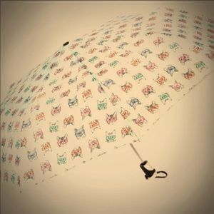 "Jade & Deer ""Cat"" Umbrella"